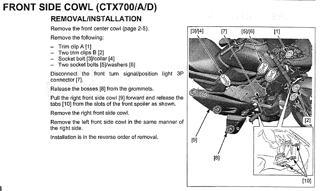 manual fairing removal issues honda ctx700 forum ctx 700 wiring diagram at nearapp.co